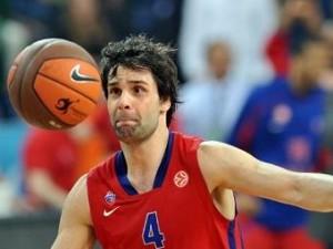 ЦСКА обыграл «Жальгирис» в баскетбольной Евролиге