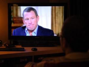 Вышло в эфир интервью Лэнса Армстронга