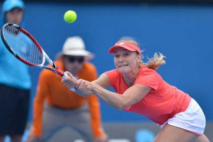 Екатерина Макарова стала первой четвертьфиналисткой Australian Open