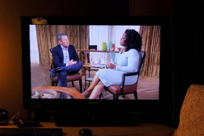 В эфир вышла вторая часть интервью Лэнса Армстронга