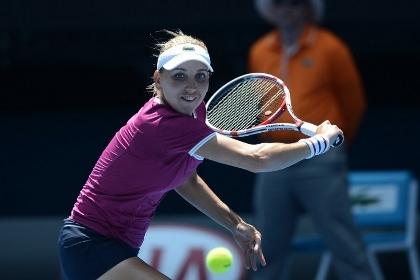 Елена Веснина проиграла Виктории Азаренко на Australian Open