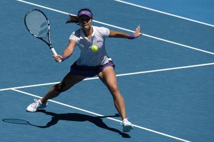 Определилась первая полуфиналистка Australian Open