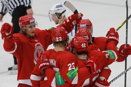 Матч в Чехове побил антирекорд посещаемости сезона в КХЛ