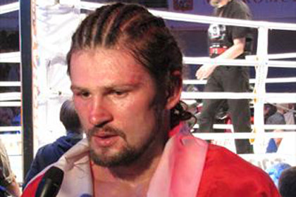 Российский боксер-священник определился с датой следующего боя