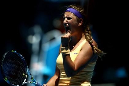 Азаренко прошла в полуфинал Australian Open