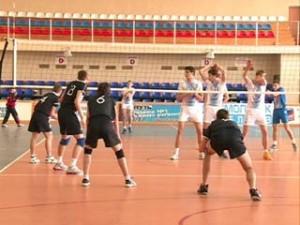 Смоленский «Феникс» попал в восьмерку лучших волейбольных команд