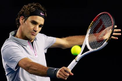 Федерер стал последним полуфиналистом Australian Open