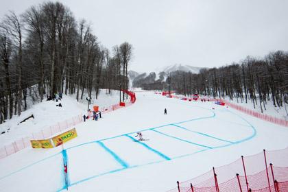 К Олимпиаде в Сочи заготовят 150 тысяч кубометров снега