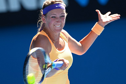 Азаренко стала второй финалисткой Australian Open