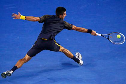 Новак Джокович вышел в финал Australian Open