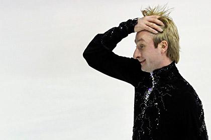 Плющенко снялся с чемпионата Европы