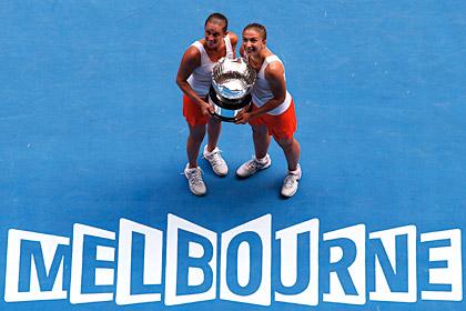 Итальянки выиграли Australian Open в парном разряде