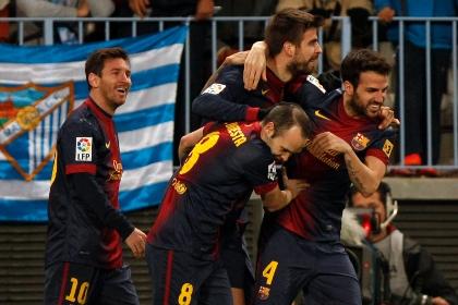 «Барселона» и «Реал» сыграют в полуфинале Кубка Испании