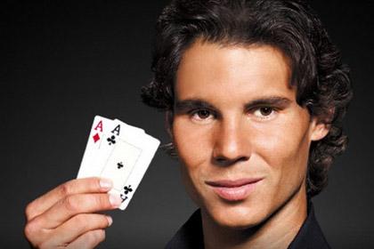 Рафаэль Надаль выиграл покерный турнир