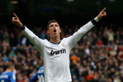 Роналду сделал хет-трик за 10 минут в матче чемпионата Испании
