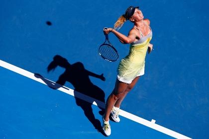Шарапова опустилась на третье место в теннисном рейтинге