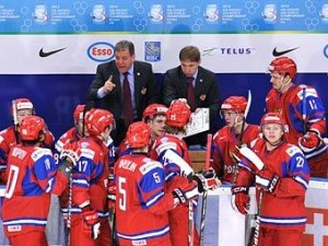 Хоккеистов российской молодежки уличили в нарушении дисциплины