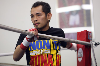 Американские журналисты выбрали лучшего боксера года