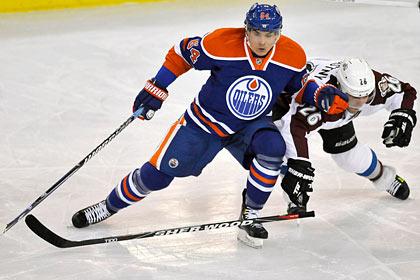 Якупов забросил Варламову в матче НХЛ