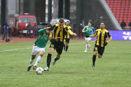 Израильский футбольный клуб наказали за оскорбления чеченцев