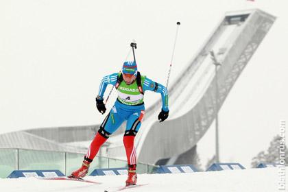 Российский биатлонист будет выступать за Украину