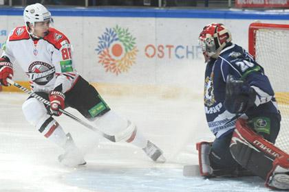 Клуб КХЛ выиграл третий матч подряд