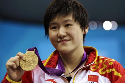 17-летняя чемпионка мира по плаванию дисквалифицирована за допинг