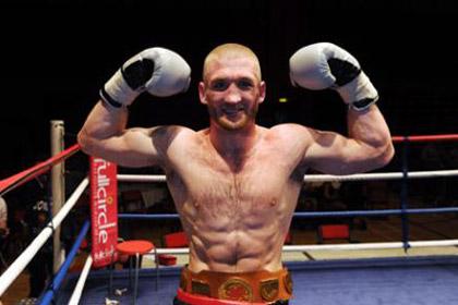 Британского боксера отправили в тюрьму за кокаин