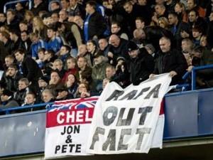 Болельщики «Челси» объявили бойкот главному тренеру