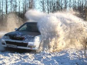 В Краснинском районе устроят гонки для автолюбителей