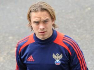 Футболист сборной России перешел из «Локомотива» в «Анжи»