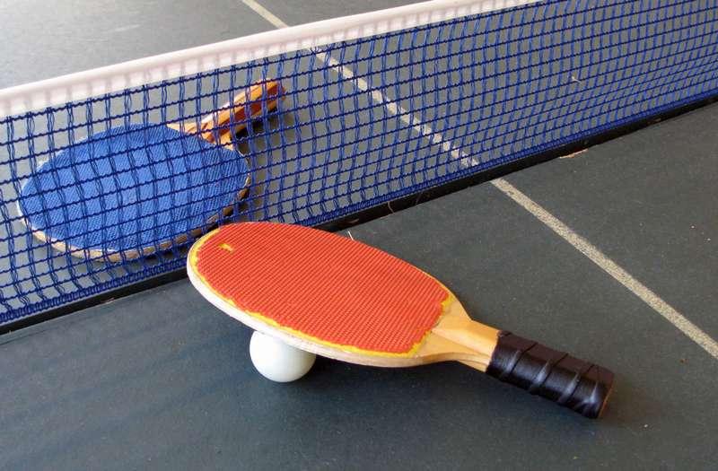 Всепогодный теннисный стол: не отказывайте себе в удовольствии