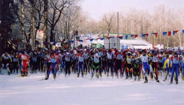 В Смоленске выявляли лучших лыжников