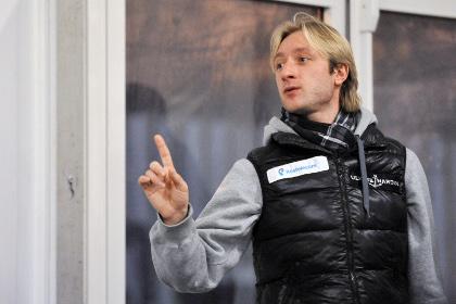 Плющенко засудит комментатора «Евроспорта»