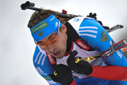 Россияне выиграли первую медаль на чемпионате мира по биатлону