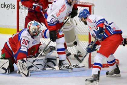 Россия проиграла Чехии на этапе хоккейного Евротура