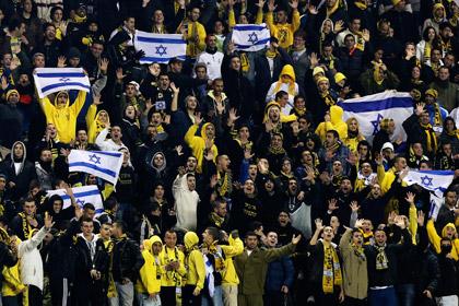 Офис израильского клуба подожгли после покупки чеченских футболистов