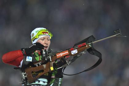 Белорусская биатлонистка отравилась перед чемпионатом мира