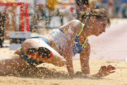Российскую медалистку Олимпийских игр заподозрили в употреблении допинга
