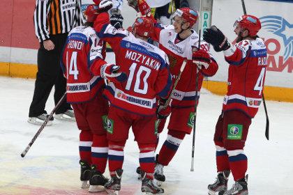 Сборная России одержала победу на Шведских играх