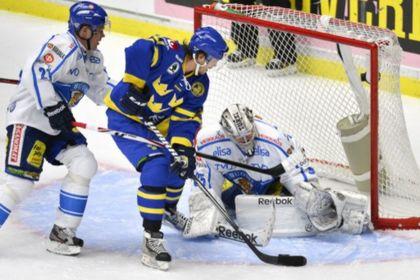 Финляндия выиграла шведский этап хоккейного Евротура