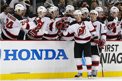 Ковальчук забросил победную шайбу в матче НХЛ