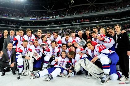 Определились все участники хоккейного турнира Олимпиады в Сочи