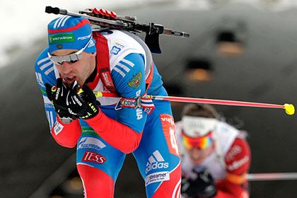 Российский биатлонист признан лучшим новичком года