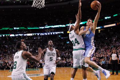Исход матча НБА решился в третьем овертайме