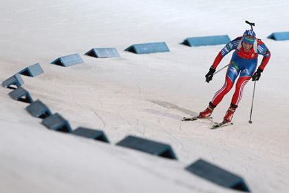 Слепцову исключили из сборной России на ЧМ по биатлону