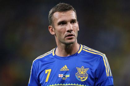 Индонезийский футбольный клуб пригласил Андрея Шевченко
