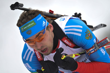Назван состав сборной России на индивидуальные гонки на ЧМ по биатлону