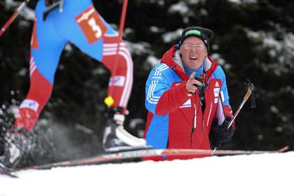 Тренера российских биатлонистов обокрали на чемпионате мира
