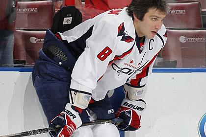 Овечкин спас «Вашингтон» от поражения в матче НХЛ